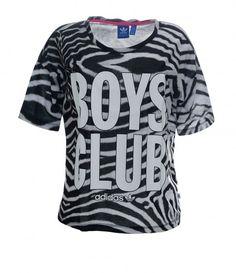 Tee-shirt Zebra Boys - ADIDAS