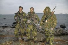 The Coastal Rangers are an elite force from Sweden. Tthey are part of the Amphibious platoon in the Swedish Navy. In Sweden, they are known as Kustjägarna. Special Ops, Special Forces, Delta Force Operator, Swedish Navy, Swedish Armed Forces, 75th Ranger Regiment, Rangers Team, Special Operations Command, Navy Seals