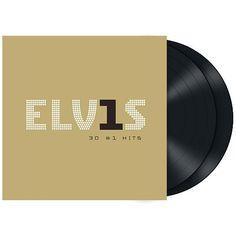 Elvis 30 #1 Hits - LP dle Presley, Elvis