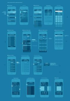 SVOY app design by Alexandre Efimov, via Behance