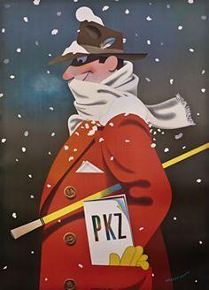 PKZ mens fashion ~ Herbert Leupin