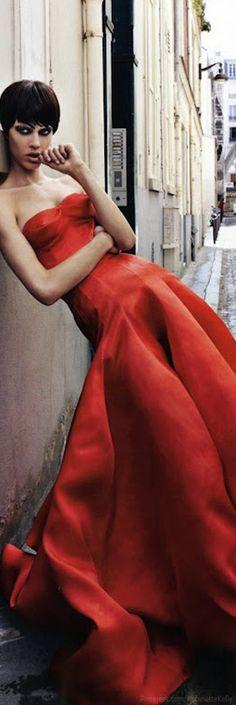 Christian Dior Haute Couture | F/W 2012, Vogue Japan