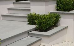 Bluestone Thermal Wall Caps and Stair Treads
