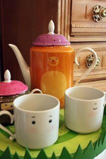 Petite Margot: Bienvenido junio, bienvenida taza de té…