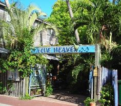 Blue Heaven - hear this is a wonderful restaurant to check out. Al Fresco dining and serious eats for the foodie.