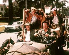 "The Beverly Hillbillies ~ ""Come and listen to a story by a man named Jeb..."""