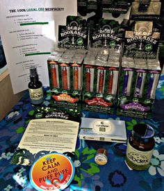 One stop CBD Hemp shop!! We have CBD tincture, capsules, pure oil, gum, e-liquid, and pre-filled e-hookahzz.  Come in and see us so we can talk to you more about the benefits of taking Hemp CBD!  http://www.mmjkarma.com/BlogRetrieve.aspx?PostID=522097&A=SearchResult&SearchID=2740809&ObjectID=522097&ObjectType=55