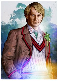 The Fifth Doctor by oldredjalopy on DeviantArt