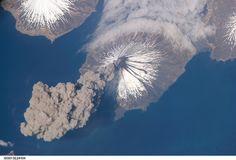 Cleveland Volcano, Aleutian Islands | Alaska (by NASA's Marshall Space Flight Center)