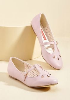 Of Gait Importance Flat in Cotton Candy