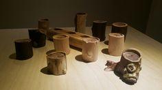 #wood #candlestick