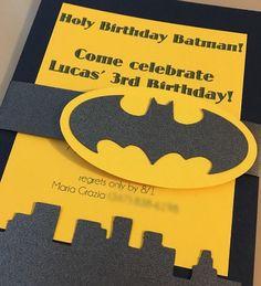 Für Unseren Superhero Geburtstag Suchen Wir Noch Eine Süße Einladung. Diese  Gefällt Uns Sehr