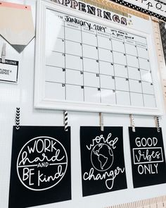 Black and white classroom decorations. Easy to print posters with cute fonts. Modern Classroom, Middle School Classroom, Classroom Posters, Classroom Design, Science Classroom, Future Classroom, Classroom Themes, Classroom Organization, Classroom Decorations Middle School