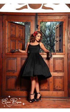 Black dress eventquip