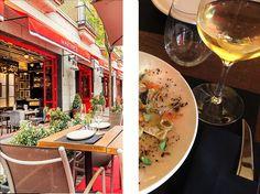 ¡Con buen sabor de boca, la semana comienza mejor! #Martinete #Madrid #barriodesalamanca #dinner #food