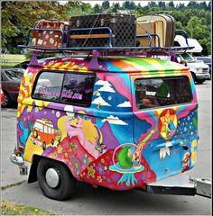 trailer love awesome idea for an out of commission VW bus. Volkswagen Bus, Vw T1 Camper, Vw Caravan, Kombi Motorhome, Mini Camper, Scotty Camper, Camping Vintage, Vw Vintage, Vintage Suitcases