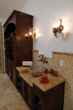 Travertine Tile from Imperial Tile    www.imptile.com