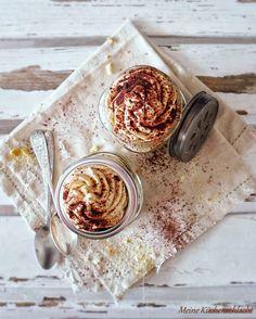 Meine Küchenschlacht: Eiskaffeè Tiramisu im Glas