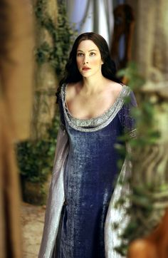 Liv Tyler in Lord of the Rings just glows...