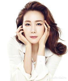 Choi Ji Woo - Marie Claire Magazine March Issue '16 Asian Woman, Asian Girl, Jun Ji Hyun, Song Hye Kyo, Secret Gardens, Korean Star, Beautiful Hijab, Korean Actresses, Full House