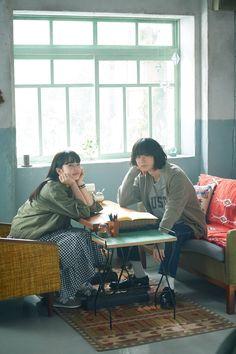 であうにあう MOVIE 「君とノートとコーヒーと」 主演:菅田将暉 小松菜奈 | niko and ...(ニコアンド)OFFICIAL SITE