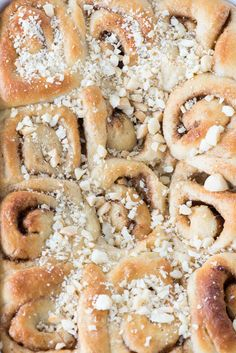 Famous Trilogy Cinnamon Rolls Recipe