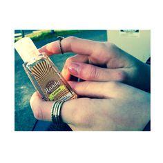 Merci Handy.  ♡  Gel antibacterien  ♡