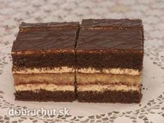 Czech Recipes, Ethnic Recipes, Eastern European Recipes, Pastry Cake, Sweet Desserts, Desert Recipes, Baked Goods, Great Recipes, Bakery