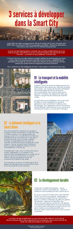 3 Services à développer dans la Smart City : smart energy, smart home, smart car Smart Car, Transport, Cities, Innovation, Urban, Projects, Internet Of Things, Sustainable Development, Log Projects