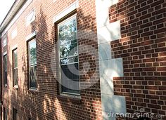 Photo about A traditional government old style building with brick and marble detailing. This is the side of the post office in Middlebury, Vermont. Image of building, style, windows - 76305199 Middlebury Vermont, Post Office, Brick, Marble, Stock Photos, Traditional, Building, Artwork, Image