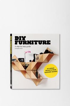 DIY Furniture By Christopher Stuart  #UrbanOutfitters