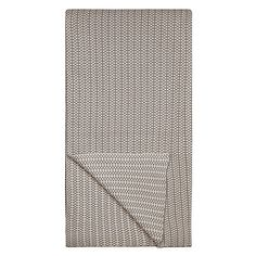 Buy John Lewis Croft Collection Tiny Check Stripe Throw Online at johnlewis.com