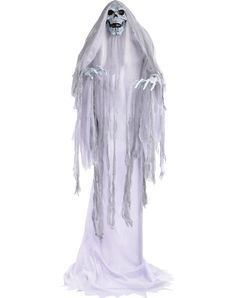 Phantom Rising Animated Decoration online only at SpiritHalloween.com - You might regret running into the Phantom Rising Animated Decoration because once you are in his grasp, you will never leave! Surprise your Halloween party guests with this animated decoration for $269.99