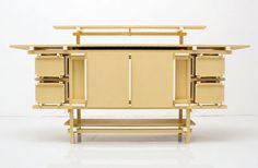 Rietveld LEGO Buffet, Limited Edition of 5, by Minale-Maeda, for Droog