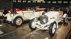 1923 Mercedes Sport-Zweisitzer