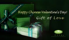 Happy Chinese Valentine's Day! It's a perfect occasion for our Gift of Love collection. #chinesevalentinesday