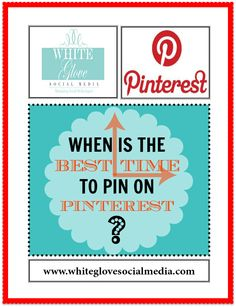 Still wondering when the best day & times to get repins on #Pinterest? Here it is!✭Pinterest Consultant Vancouver✭