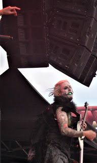 Travelling with camera obscura: Rob Zombie has left Gröna Lund