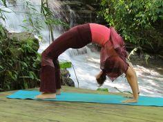 Yoga retreat in Costa Rica with Cascadas Farallas Waterfall Villas. Start 2014 the right way!