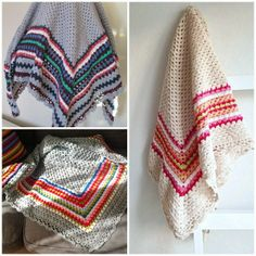 Un Nordic Scialle Parade Crochet Prayer Shawls, Crochet Shawls And Wraps, Crochet Poncho, Filet Crochet, Crochet Scarves, Crochet Clothes, Poncho Shawl, Crochet Fashion, Crochet Crafts
