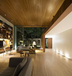 Image 19 of 50 from gallery of Tetris House / Studiomk27. Photograph by Fernando Guerra | FG+SG