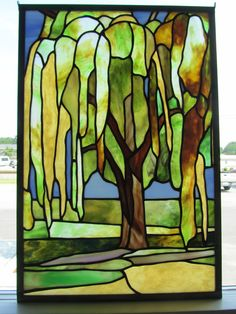 Artist #Barbara Keen is known for her beautiful stain glass art. Her studio is located in Four Oaks, NC.