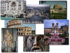 Rome, amazing history, architecture, art, culture, and food!