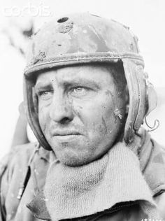 1000 yd stare... eyes that have seen too much.  Sgt John H. Parks, Mill Creek, IN, 2nd Plt, B Co, 37th Tank Bn, 4th Armored Div, KIA at age 25 during the Battle of the Bulge at Bigonville, Luxembourg on 23 Dec 1944.