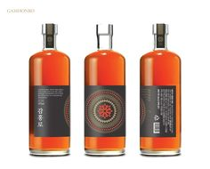 Korean Craft Liquor Brand & Bottle, Packaging Design by Plus X BX & Shinsaegae » Retail Design Blog