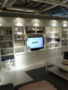 IKEA white besta