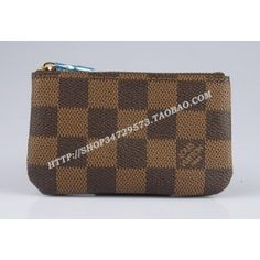b850b356124 Louis Vuitton 5A Key And Change Holder N62658 Louis Vuitton