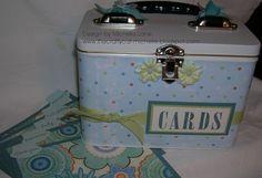 card tin gift set