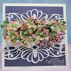 Heartfelt Creations - Sending Flowers and Love Project