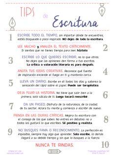 Cafetera de Letras: Diez consejos para el escritor novel